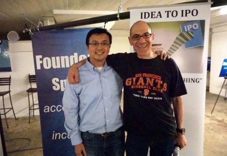 Steve Hoffman & Michael Lin