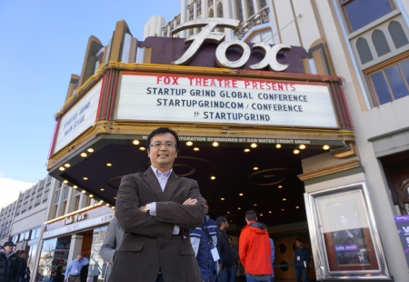 Michael Lin CTO Startup Grind